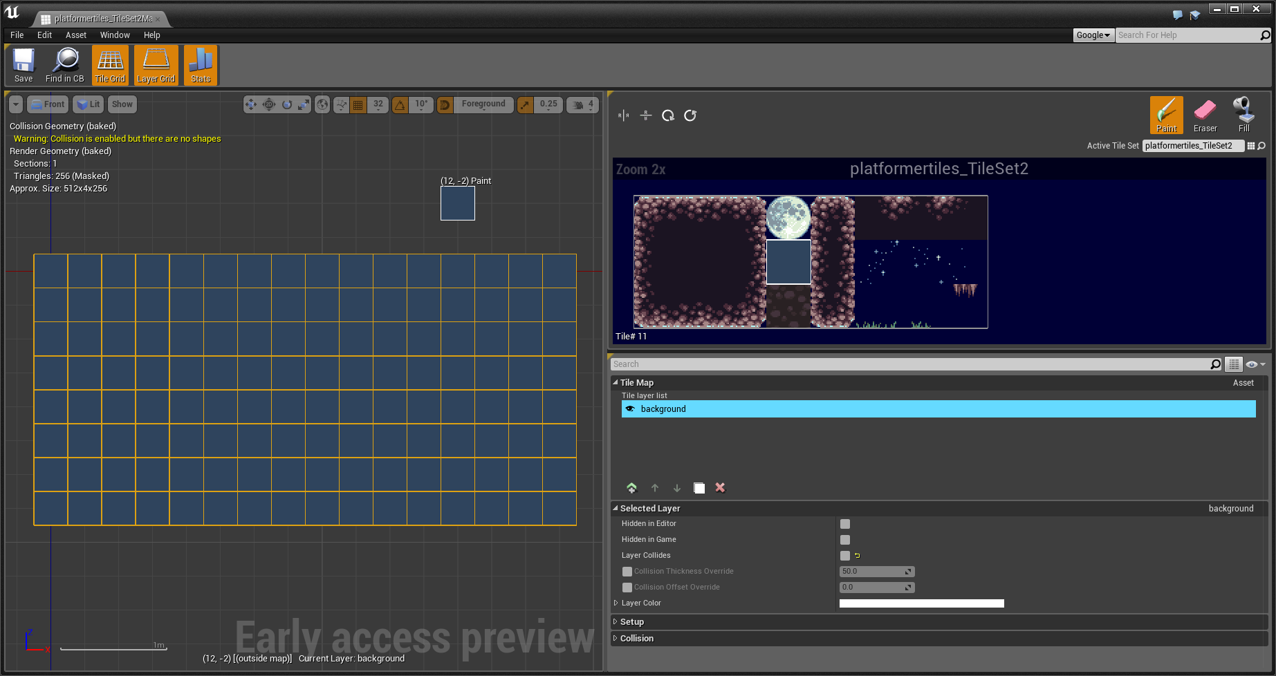 Unreal Engine 4: TileSets and TileMaps! - Saucy se